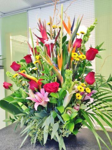 Tropical Arrangement flower Bouquet
