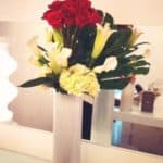 Roses on Top Arrangement Flower Bouquet