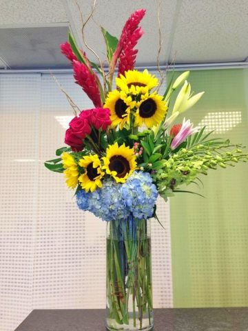 Cheer me Up! Flower Arrangement