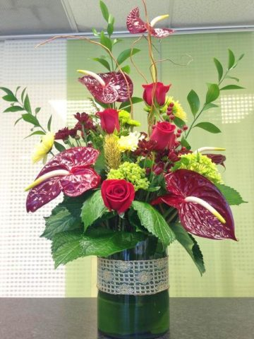 The Gift Flower Bouquet