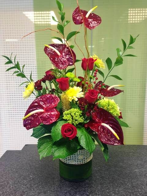 Tropical Paradise Flower Bouquet Delivery Online in Miami