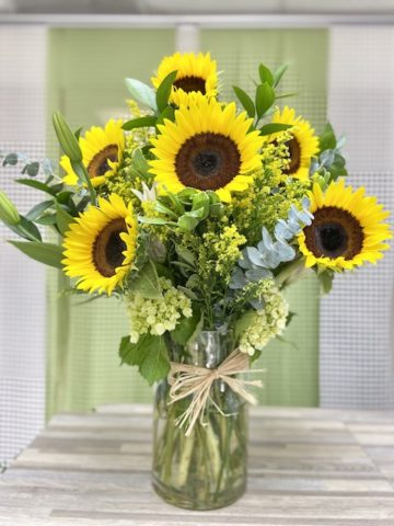 Sunflowers for You Arrangement