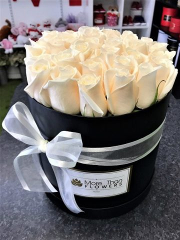 cotton black box arrangement