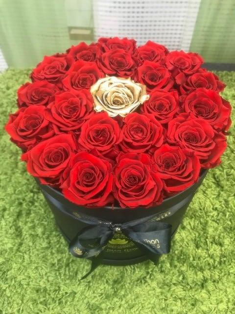 gold rose