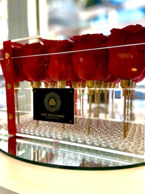 Eternal RosesAcrylic Box (25)